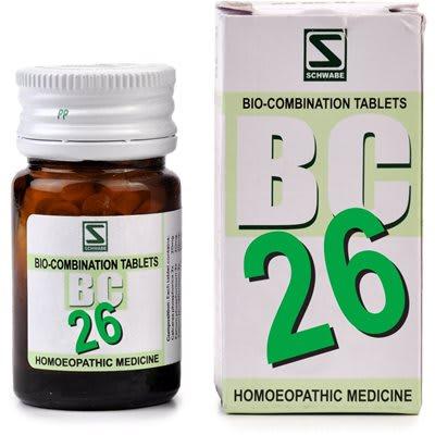 Dr Willmar Schwabe Biocombination 26 Tablet