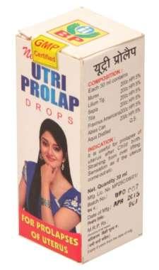 BioHome Utri Prolap Drop