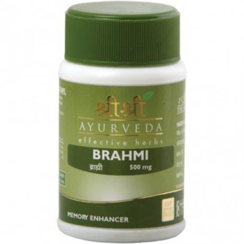 Sri Sri Tattva Brahmi Tablet