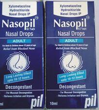 Nasopil Adult Nasal Drops