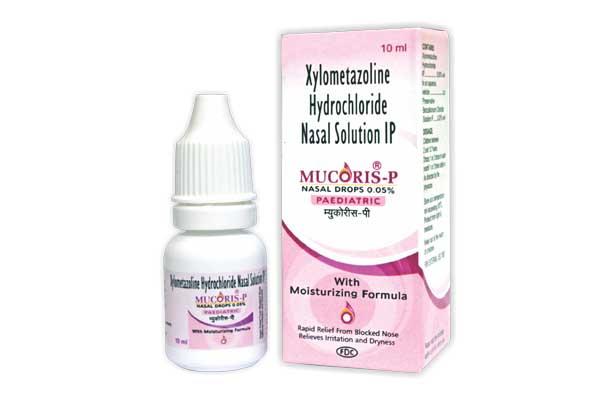 Mucoris-P 0.05% w/v Nasal Drops
