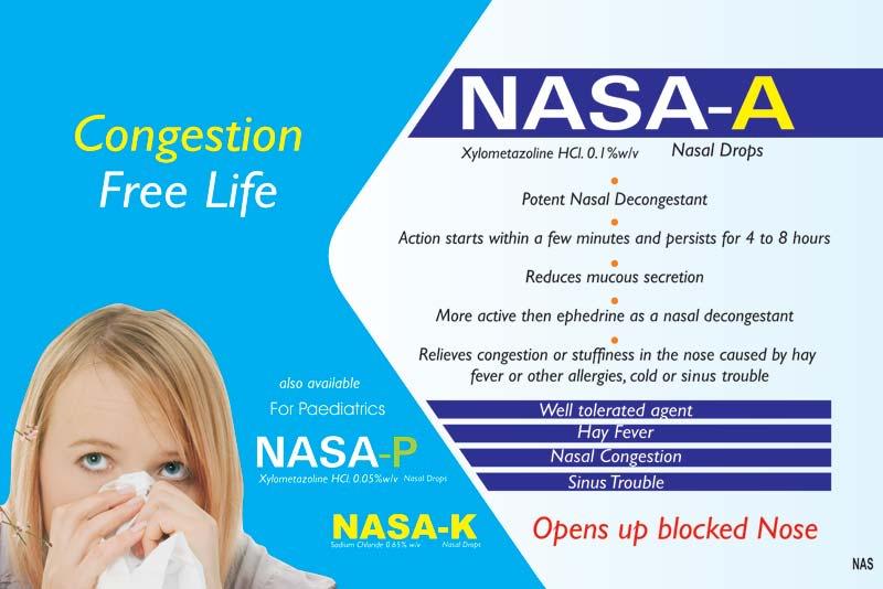 Nasa Adult 0.05% w/v Nasal Drops