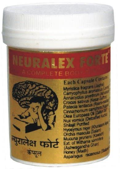 Indian Remedies Neuralex Forte Capsule