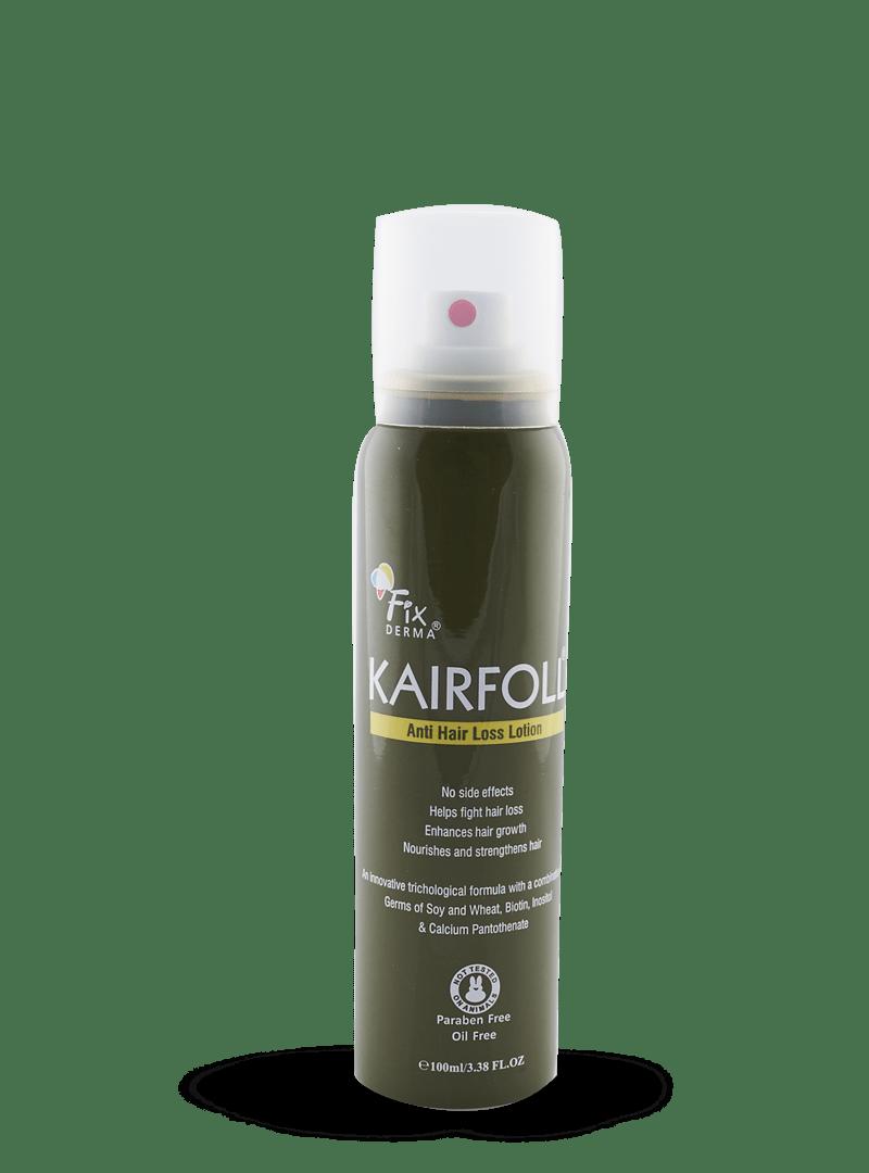 Fixderma Kairfoll Anti Hair Loss Lotion