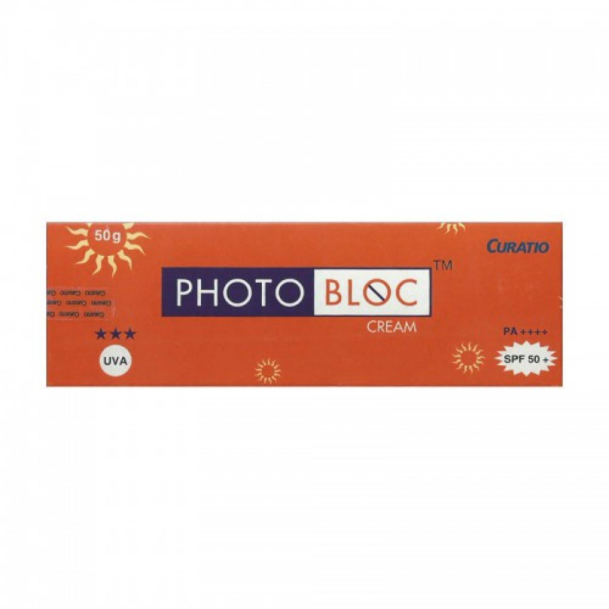 Photobloc Spf 50+ Cream