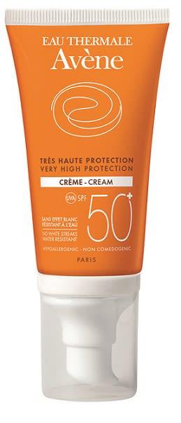Avene Very High Protection Spf 50+ Cream