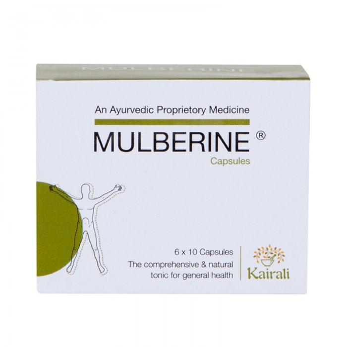 Kairali Mulberine Capsule