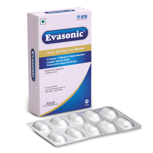 Evasonic Tablet