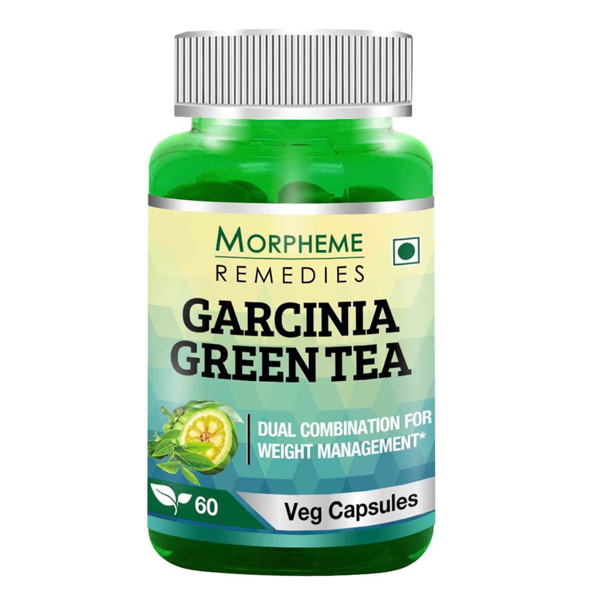 Morpheme Garcinia Green Tea  Capsule