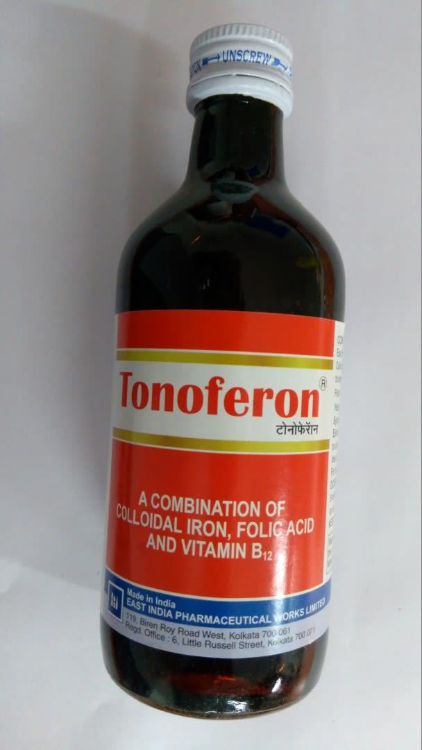 Tonoferon Syrup