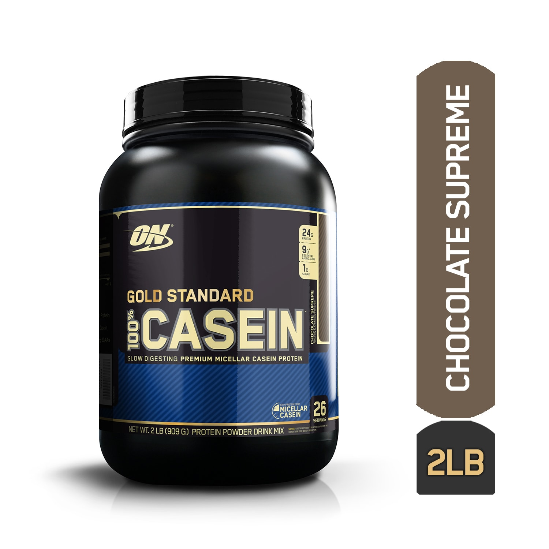 Optimum Nutrition (ON) Gold Standard 100% Casein Chocolate Supreme