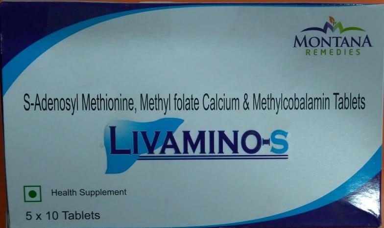 Livamino-S Tablet