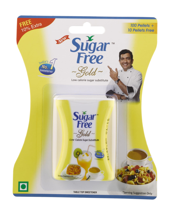 Sugar Free Gold Pellets