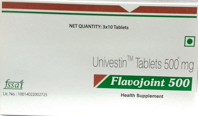 Flavojoint 500mg Tablet