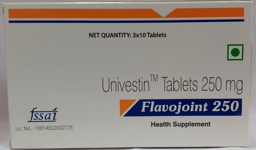 Flavojoint 250mg Tablet