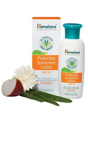 Himalaya Protective Sunscreen Lotion