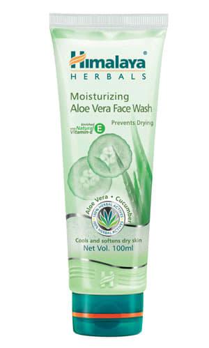 Himalaya Moisturizing Aloe Vera Face Wash