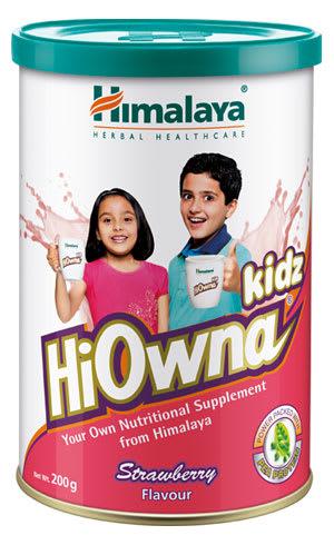 Himalaya Hiowna Kidz Strawberry