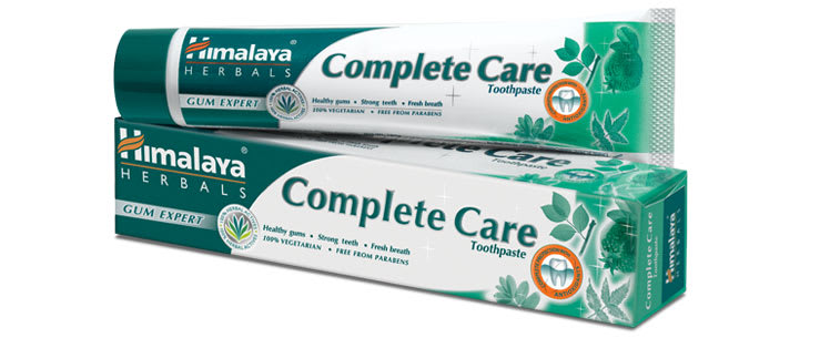 Himalaya Complete Care Toothpaste Pack of 2