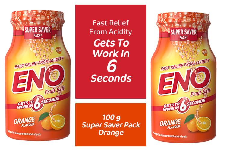 Eno Powder Orange Pack of 2