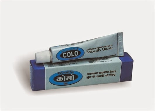 Colo Mouth Gel