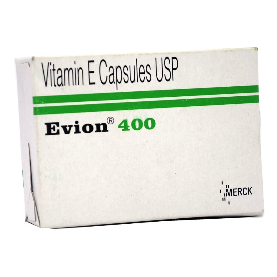Evion 400mg Capsule