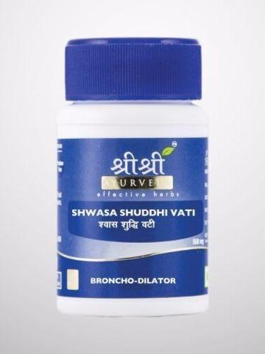 Sri Sri Ayurveda Shwasa Shuddhi  Vati
