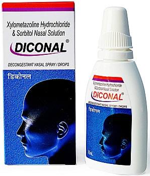 Diconal 0.01% w/v Nasal Spray