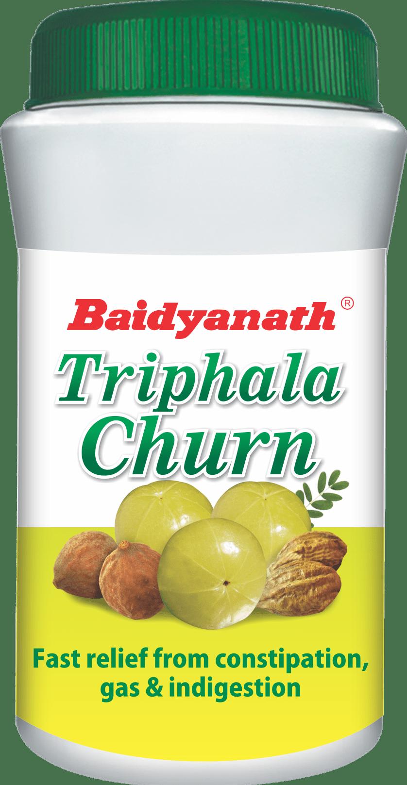 Baidyanath Triphala Churna Pack of 2