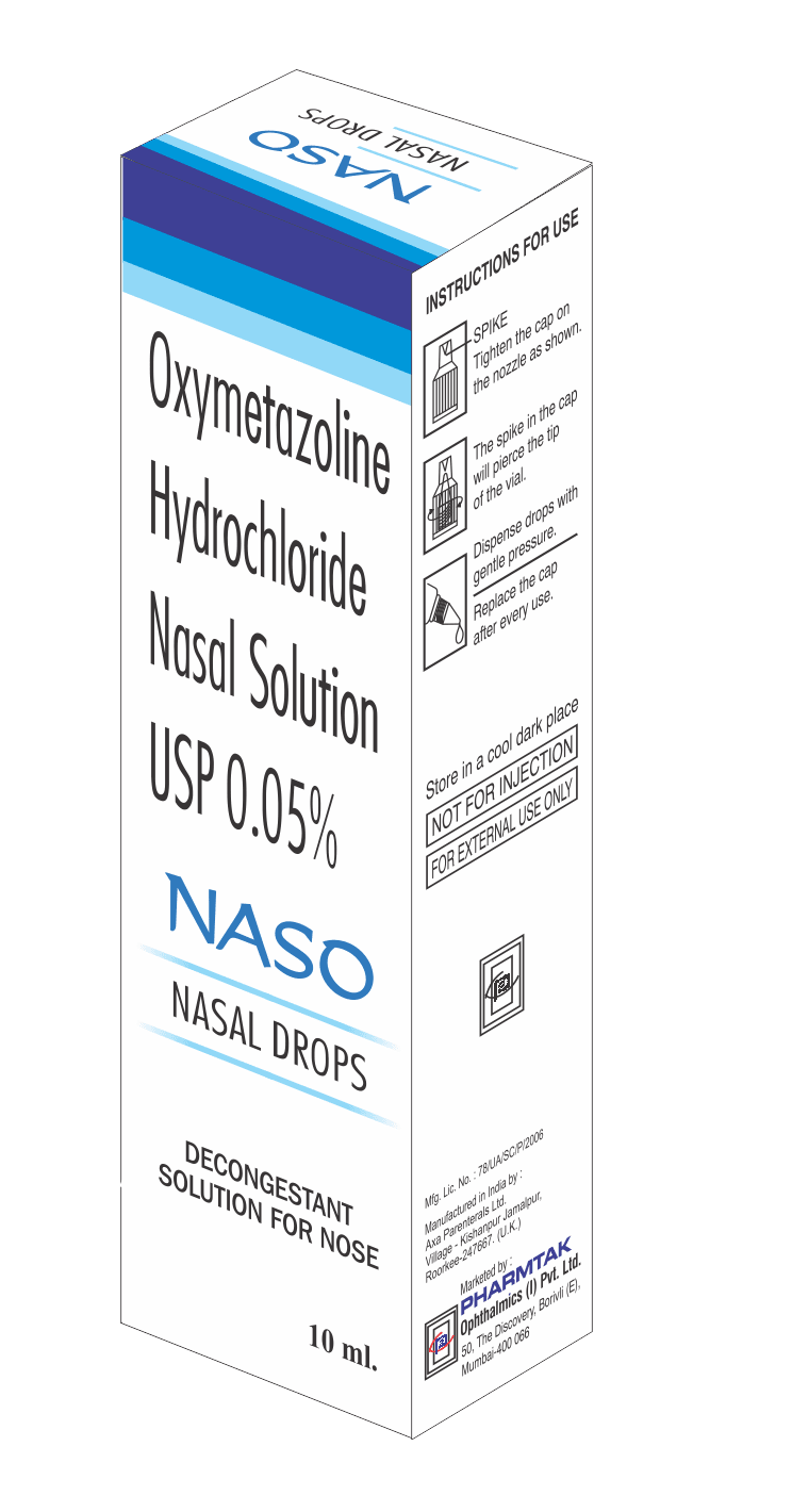 Naso Nasal Drops
