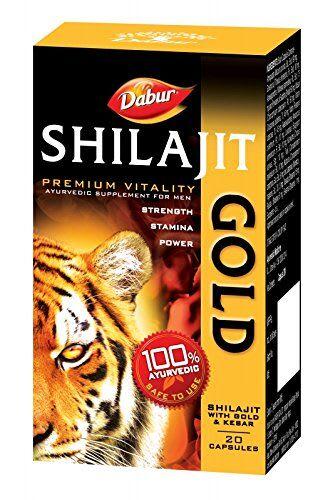 Dabur Shilajit Gold Capsule