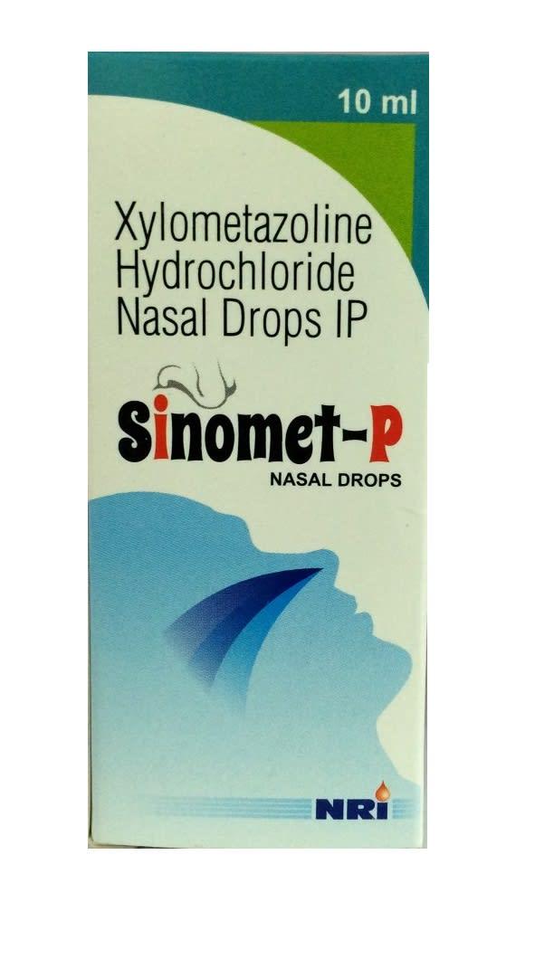 Sinomet-P Nasal Drops
