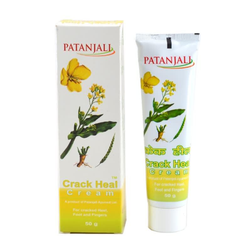 Patanjali Crack Heal Cream Pack of 2