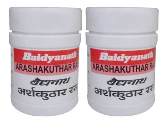 Baidyanath Arshkuthar Ras Tablet Pack of 2