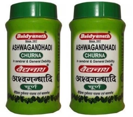 Baidyanath Ashwagandhadi Churna Pack of 2