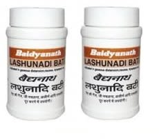 Baidyanath Lasunadi Tablet Pack of 2