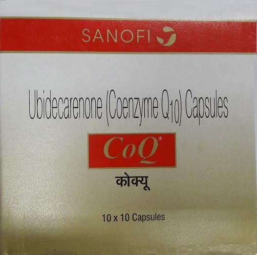 CoQ 30mg Soft Gelatin Capsule