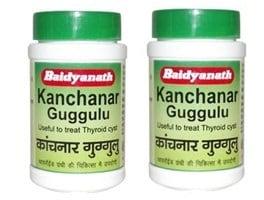 Baidyanath Kanchanar Guggulu Tablet Pack of 2
