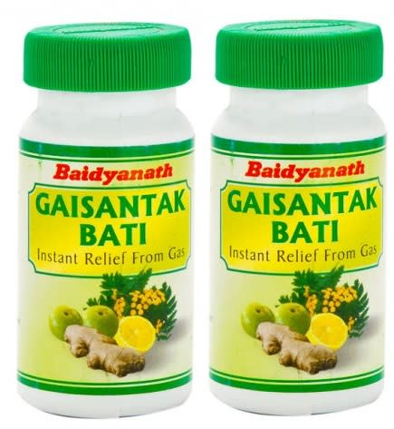 Baidyanath Gaisantak Bati Tablet Pack of 2