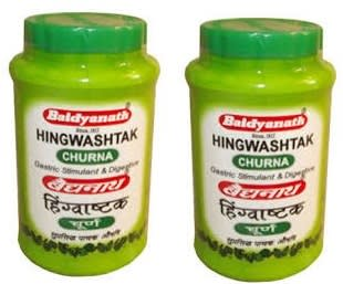 Baidyanath Hingwashtak Churna Pack of 2