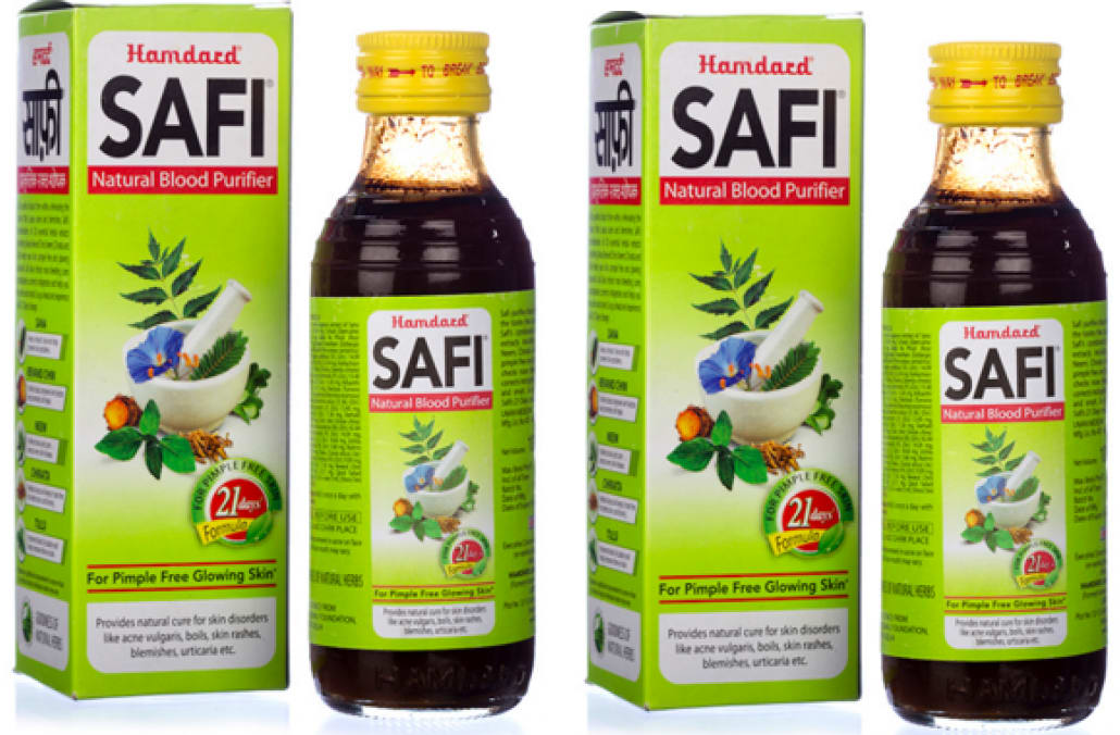 Hamdard Safi Syrup Pack of 2