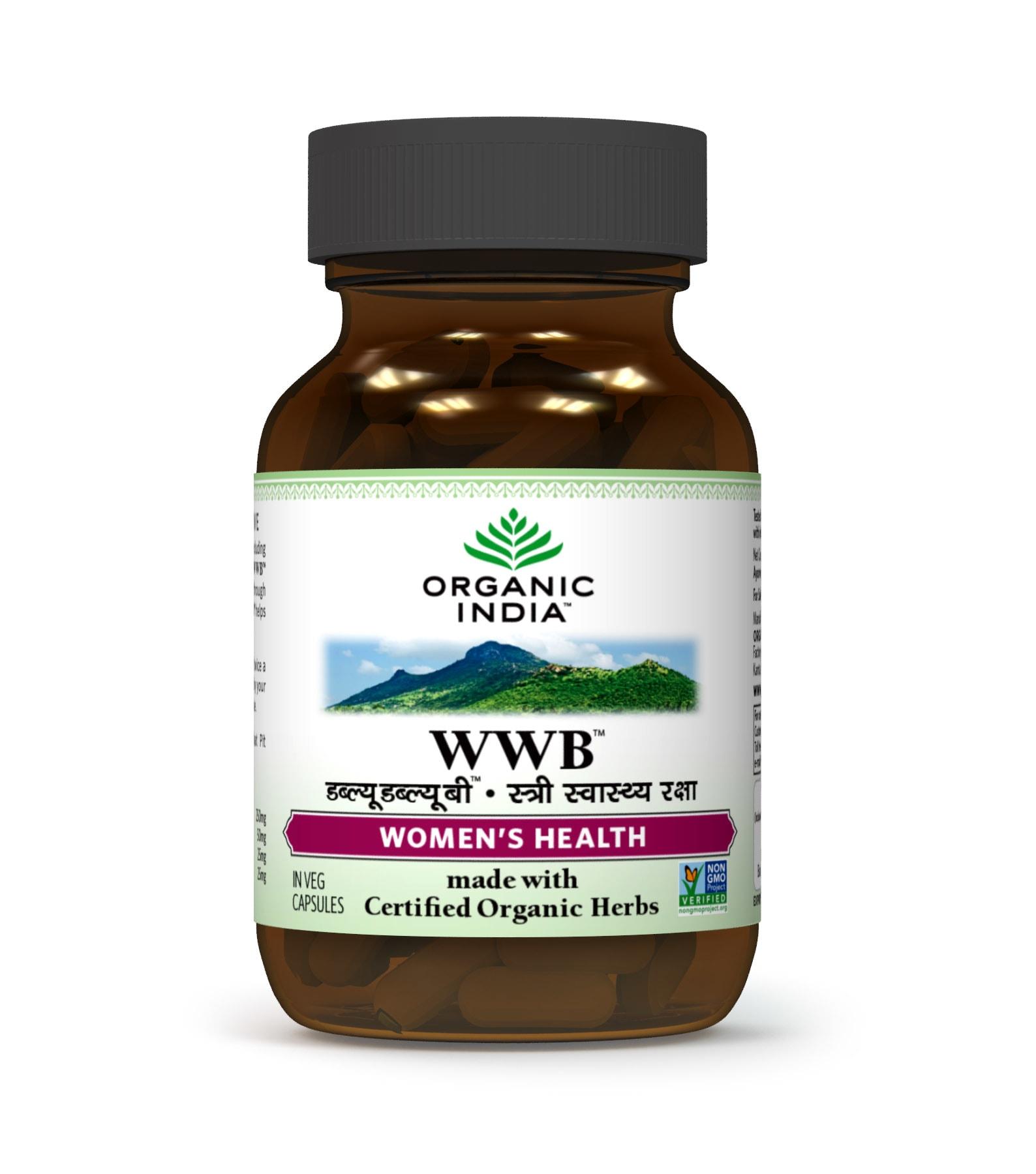 Organic India WWB Capsule