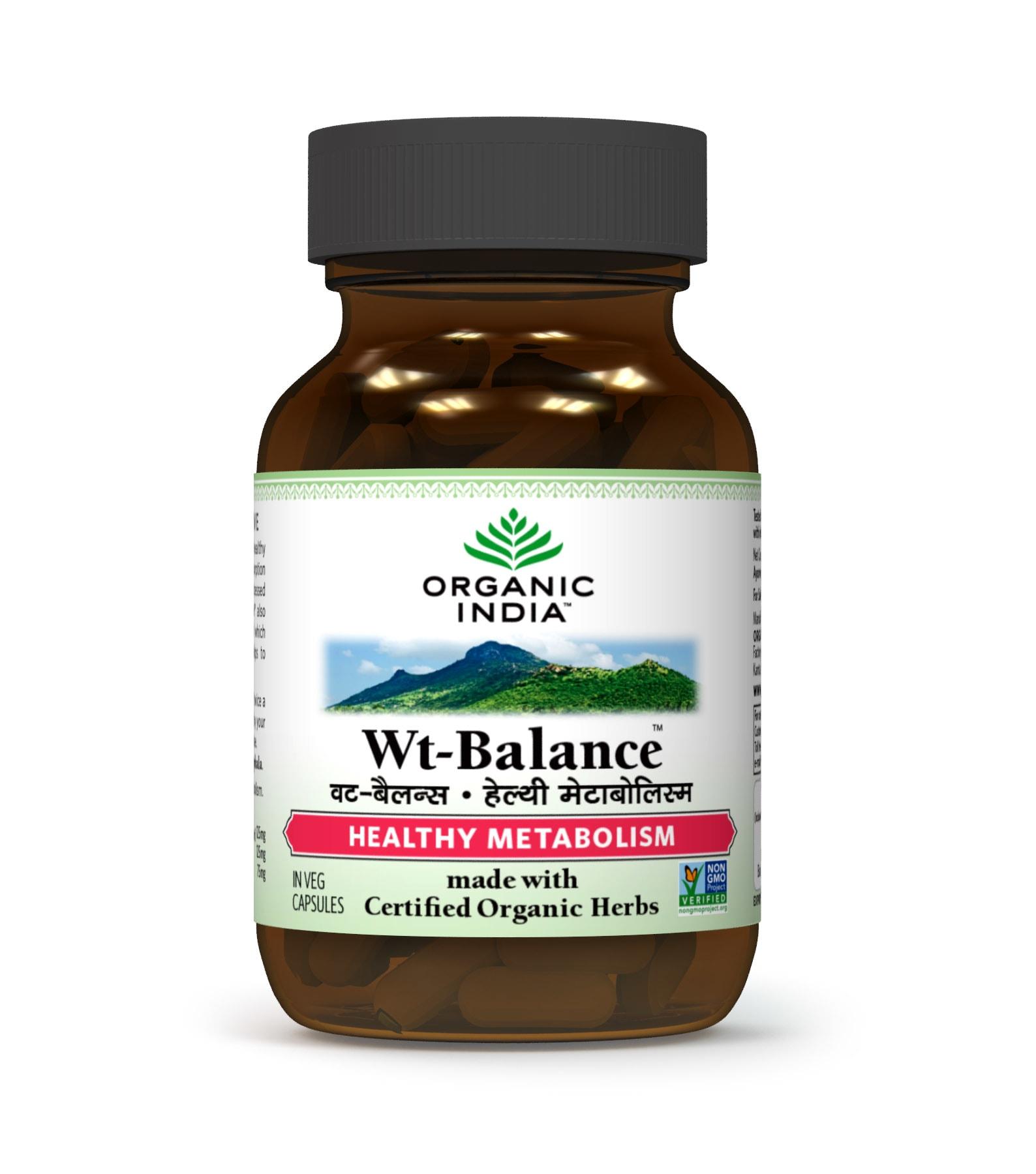 Organic India WT Balance  Capsule