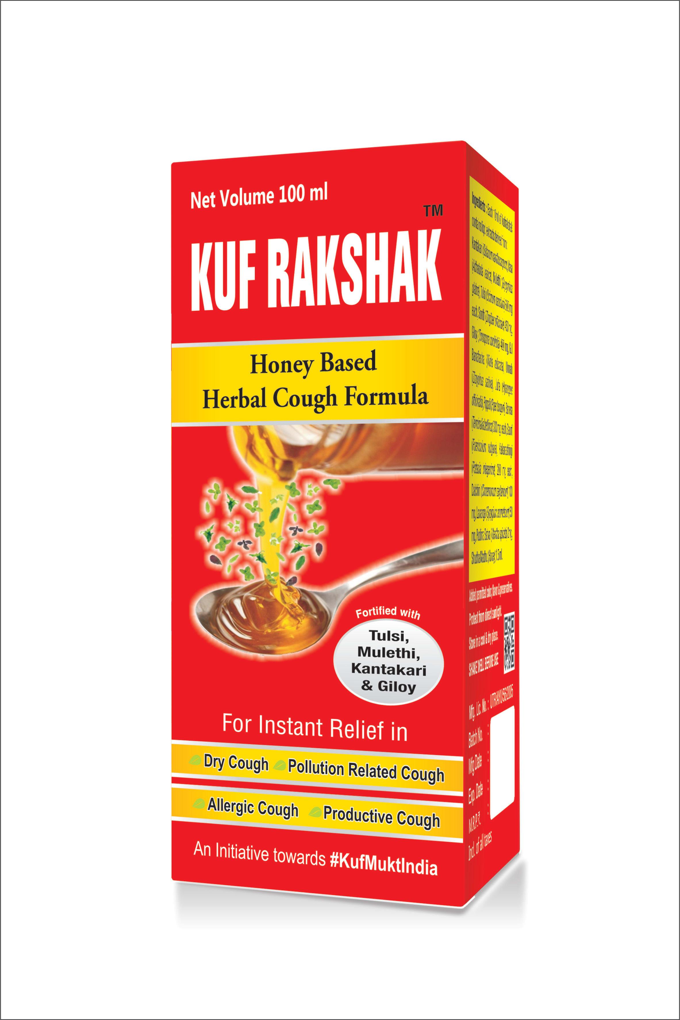 Kufrakshak Syrup