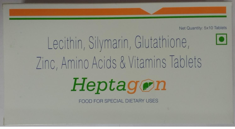 Heptagon Tablet