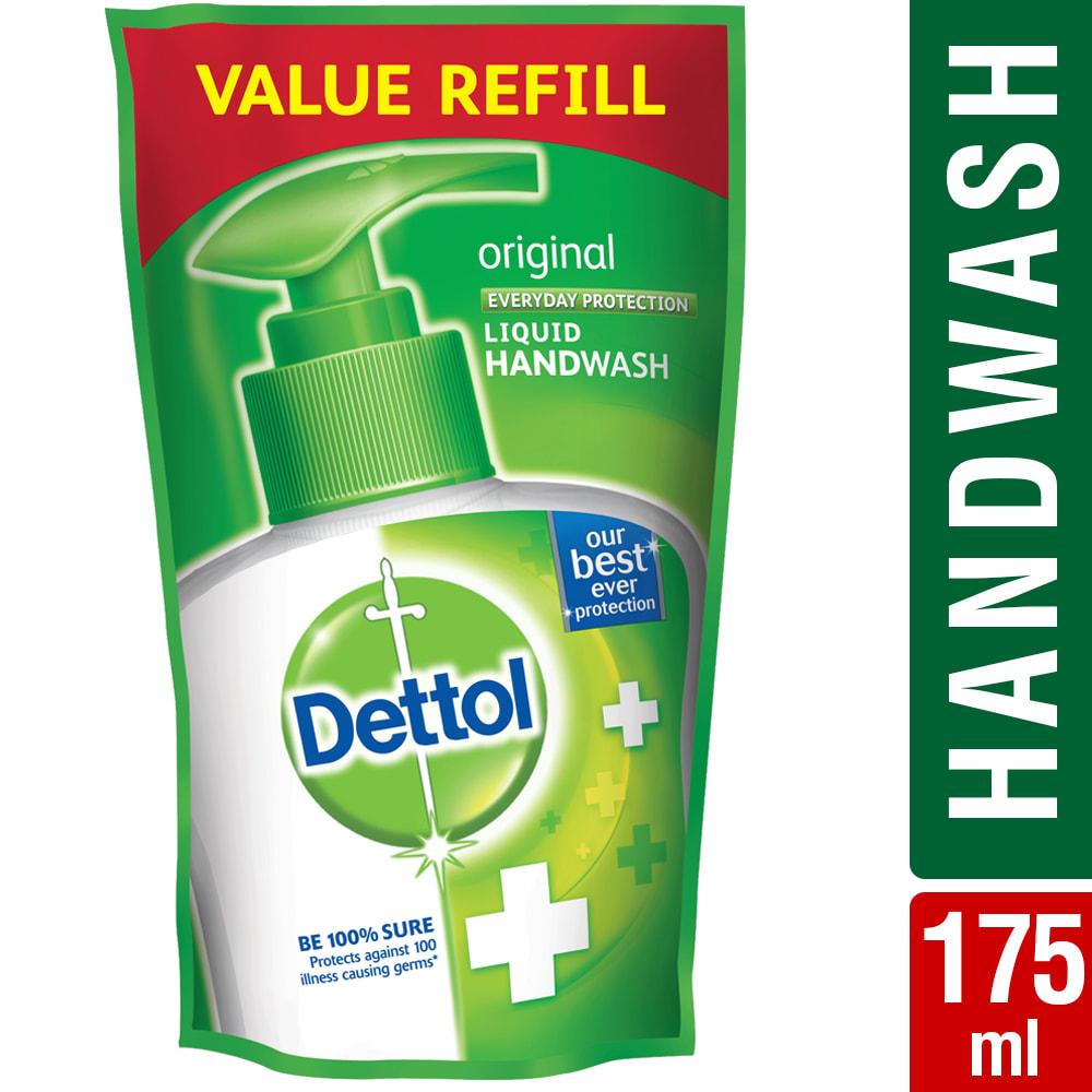 Dettol Original Liquid Handwash Refill