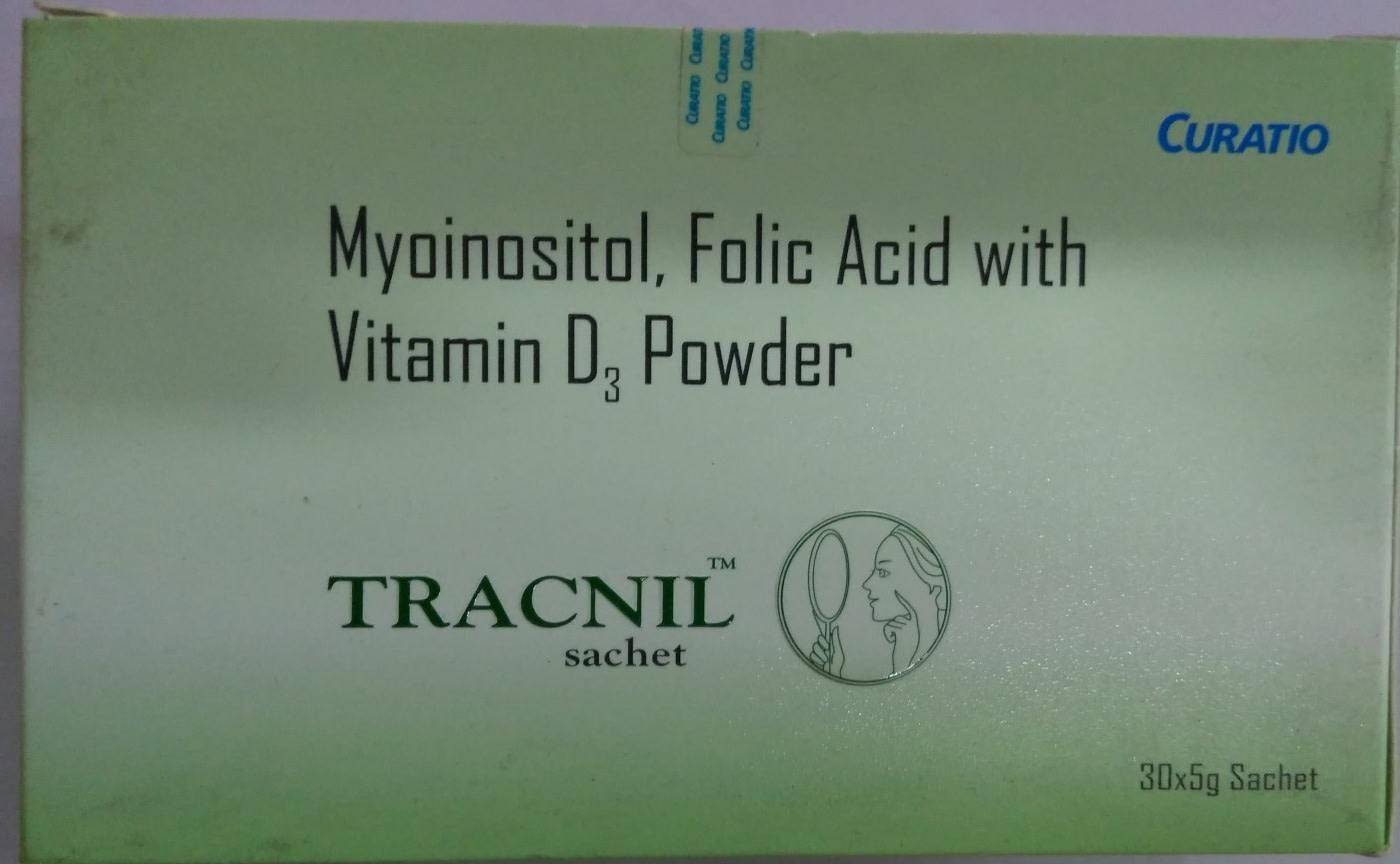 Tracnil 5gm Powder