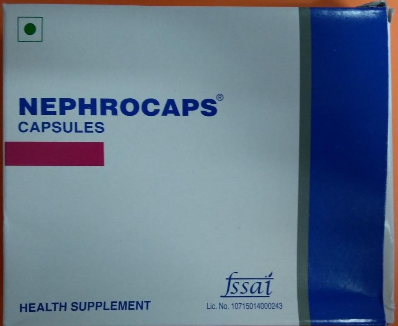 Nephrocaps Capsule