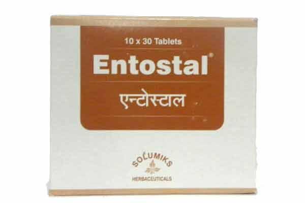 Solumiks Entostal Tablet Pack of 2