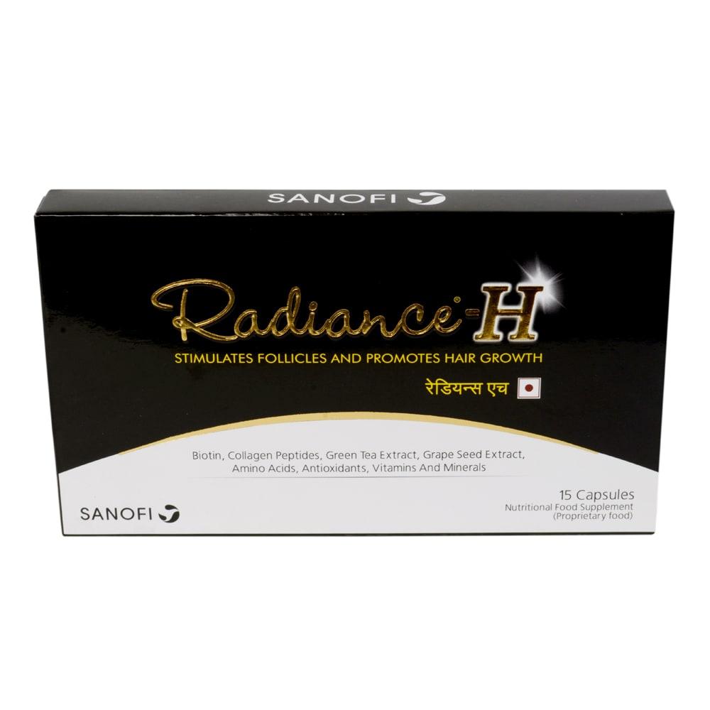 Radiance-H Capsule